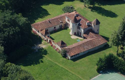 Manoir de Plague : Guest accommodation near Coursac