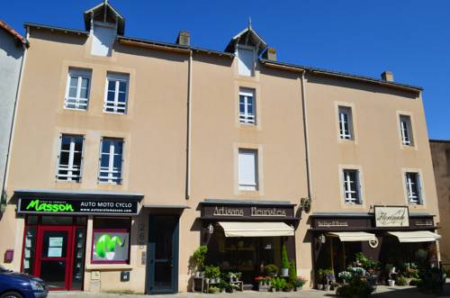 Appart-alma : Guest accommodation near Cholet