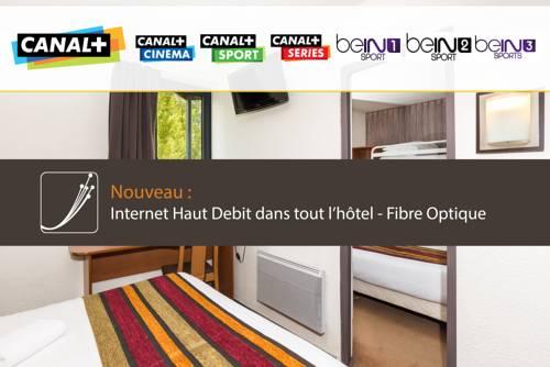 Brit Hotel Chambery : Hotel near Chambéry
