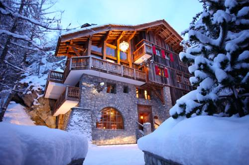 Chalet LE ROCHER : Guest accommodation near Val-d'Isère