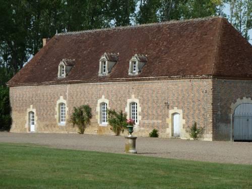 Gîte du Chateau de Saint Augustin : Guest accommodation near Aubigny