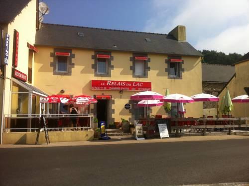 Le Relais Du Lac : Bed and Breakfast near Caurel