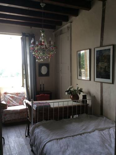 Holiday Home Montbillon : Guest accommodation near Rocles