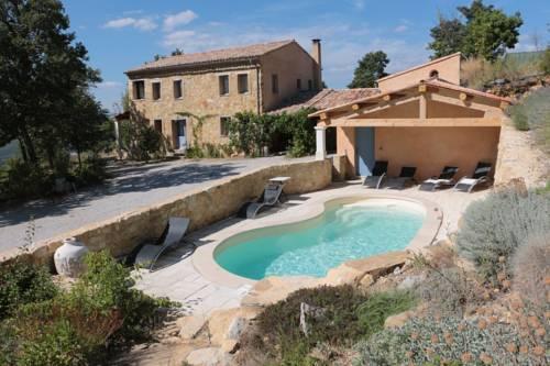 Maison Ecologique de Saint Laurent : Guest accommodation near Montsalier