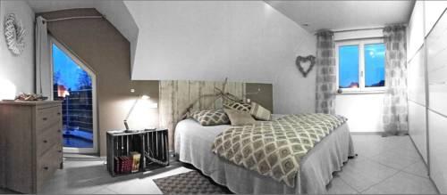 68_Village-neuf : Guest accommodation near Rosenau
