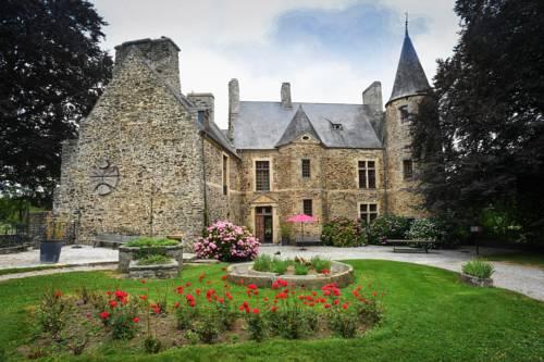 Chambres Château D'agneaux : Hotel near Saint-Lô