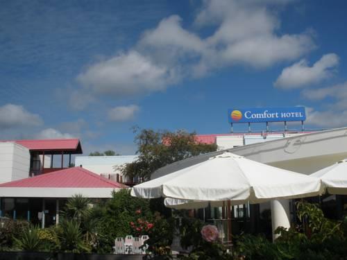 Comfort Hotel Bordeaux Merignac : Hotel near Saint-Jean-d'Illac