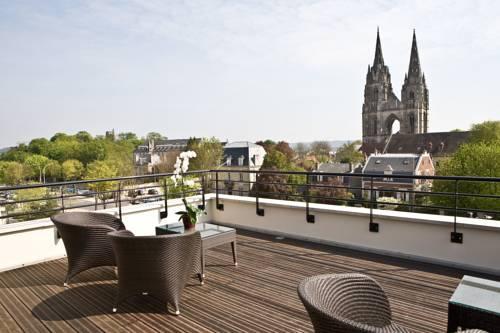 Best Western Plus Hôtel des Francs : Hotel near Bagneux