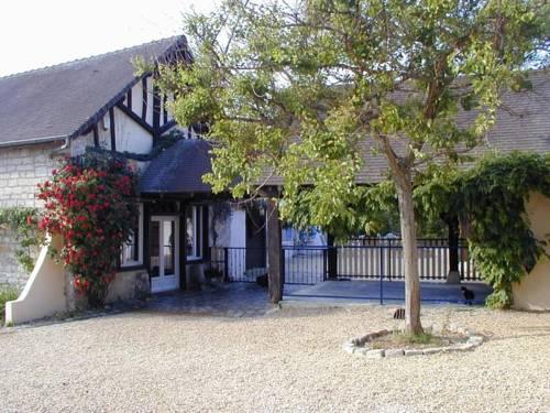 La Grange de Richemont : Bed and Breakfast near Bernes-sur-Oise