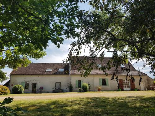 le Matou Roux : Bed and Breakfast near Saint-Bonnet-Tronçais