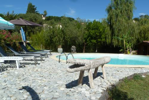 Villa Hibiscus : Guest accommodation near Biot