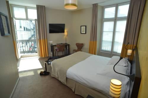 Hôtel Pommeraye : Hotel near Nantes