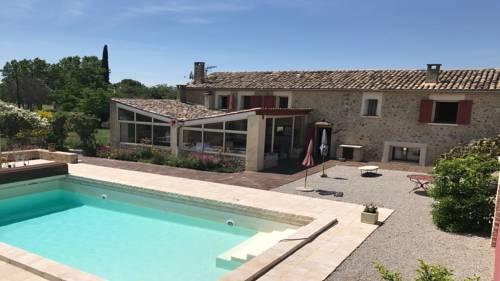 Mas Lou Parpaioun : Guest accommodation near Le Castellet