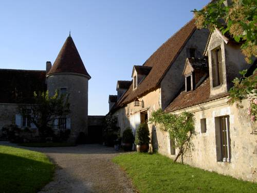 Holiday home Manoir de Courcelles : Guest accommodation near Ceton