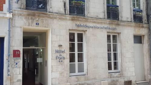 Hotel de Paris : Hotel near Poitou-Charentes