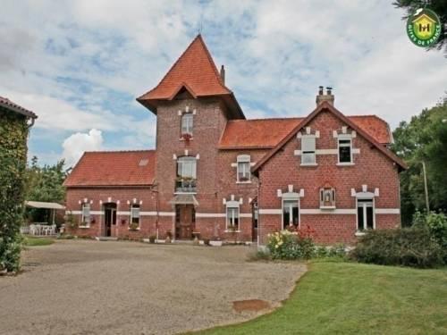House Les tendres terres : Guest accommodation near Estrées