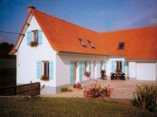 House Wamin - 10 pers, 150 m2, 6/5 : Guest accommodation near Marconne