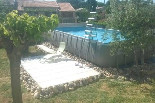 Holiday home Chemin des Condamines : Guest accommodation near Saint-André-de-Sangonis