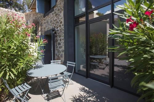 Les Jardins de la Mandoune : Apartment near Pinet