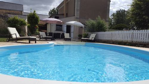 Logis De La Motte : Guest accommodation near Artannes-sur-Thouet