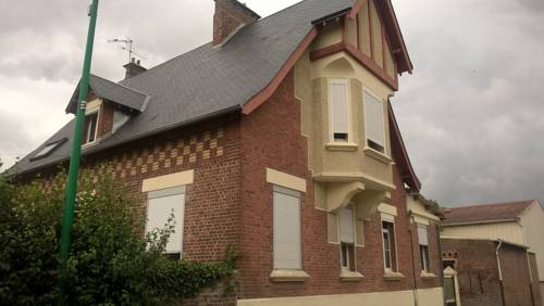 Chez Marie et Laurent : Bed and Breakfast near Artemps