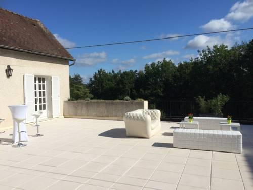 Le Carre Saint Pierre : Guest accommodation near Bouilland