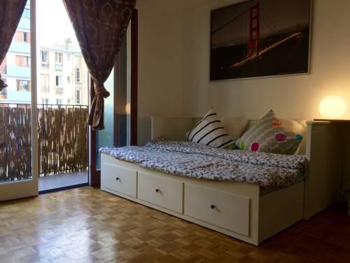Studio Villa du Bel Air : Apartment near Saint-Mandé