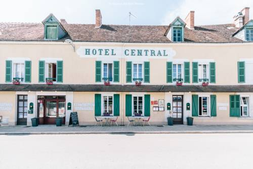 Hotel Le Central : Hotel near Saint-Sauvier