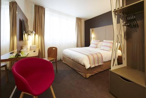 Campanile Urban Perpignan Centre : Hotel near Perpignan