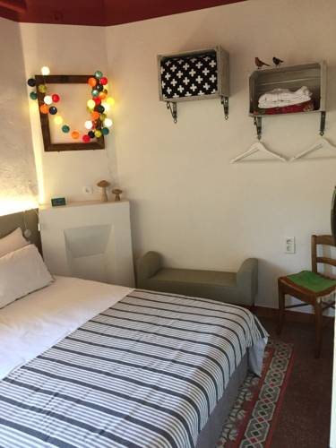 Coté jardin : Bed and Breakfast near Chambonas