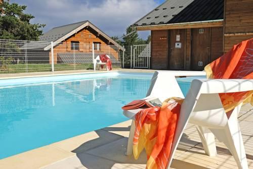 Madame Vacances Résidence La Crête du Berger : Guest accommodation near Saint-Disdier
