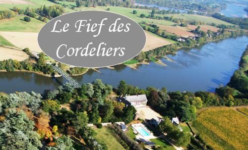 Le Fief Des Cordeliers : Guest accommodation near Chalonnes-sur-Loire