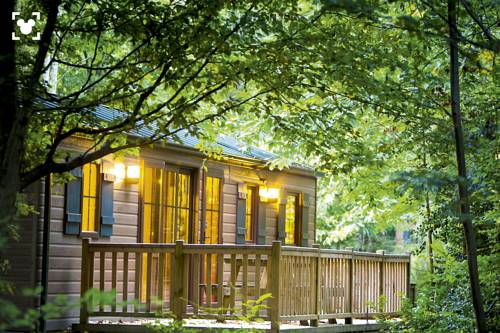 Disney's Davy Crockett Ranch : Guest accommodation near Villeneuve-Saint-Denis