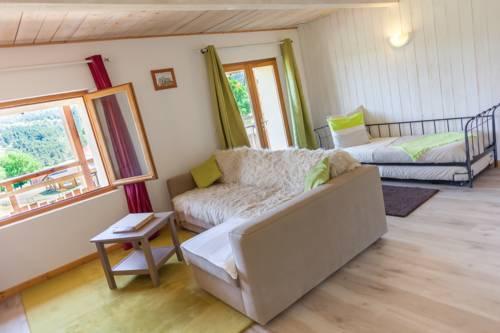 Réserve des Monts d'Azur : Guest accommodation near Le Mas