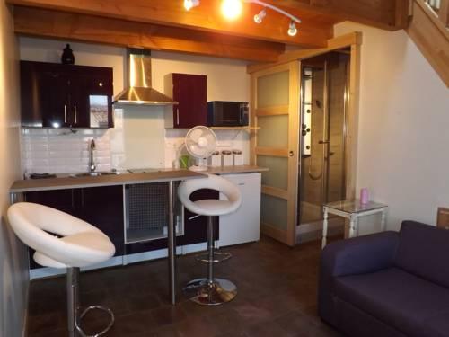 Etablissement Roussel : Apartment near Jonquières