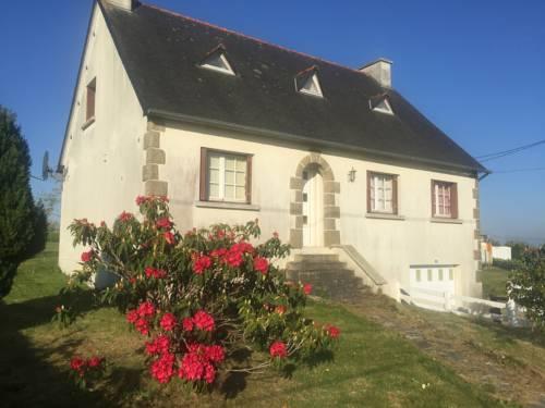 Joe hill view paradise : Guest accommodation near Silfiac
