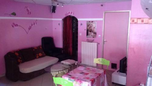 studio chez l habitant : Guest accommodation near Chaudon-Norante