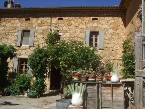 les hotes de Marie : Guest accommodation near Bras-d'Asse