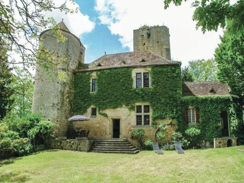 Holiday home Le Bourg J-596 : Guest accommodation near Baneuil