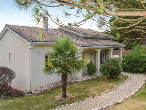 Four-Bedroom Holiday Home in Trelissac : Guest accommodation near Agonac