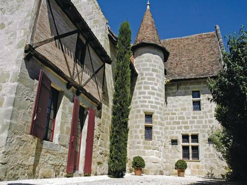 Holiday home Le Bourg III : Guest accommodation near Agmé