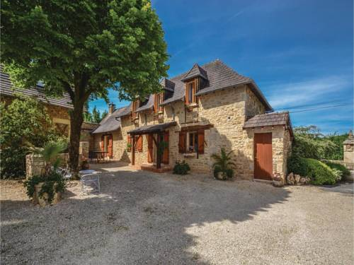 Three-Bedroom Holiday Home in Terrasspn-Lavilledieu : Guest accommodation near Terrasson-Lavilledieu
