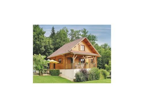 Holiday Home Sceau St. Angel Bateliere : Guest accommodation near Saint-Estèphe