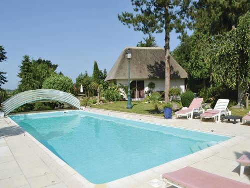 Holiday home Scaer : Guest accommodation near Bannalec