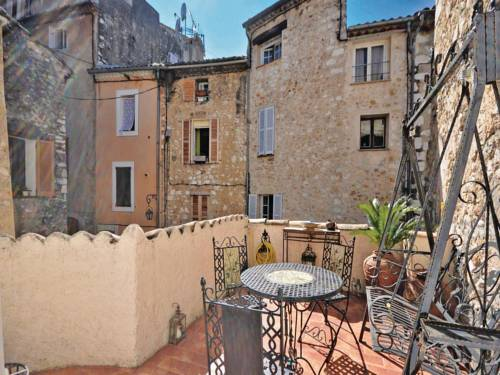 Holiday home rue du portail Levis : Guest accommodation near Vence