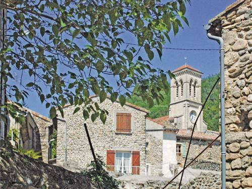 Two-Bedroom Holiday Home in St. Fortunat s Eyrieux : Guest accommodation near Coux