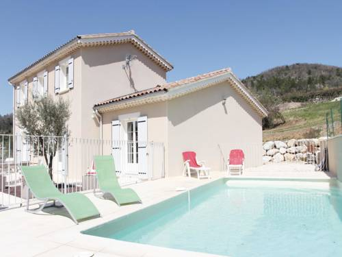 Holiday home Saint Thome 30 with Outdoor Swimmingpool : Guest accommodation near Valvignères