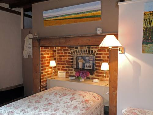 Le Collet Vert : Bed and Breakfast near Vieil-Hesdin
