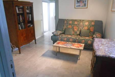 Chez Jean Pierre : Apartment near Larçay