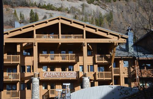 Madame Vacances Résidence Alpina Lodge : Guest accommodation near Val-d'Isère